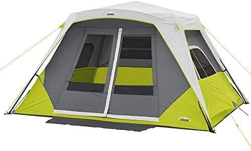 Core - best 6 person instant cabin tent