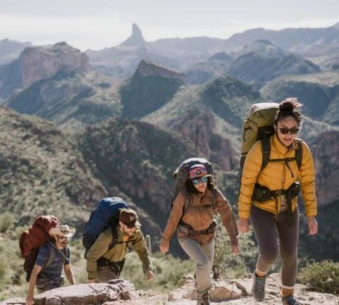 Guided Hiking Trip REI