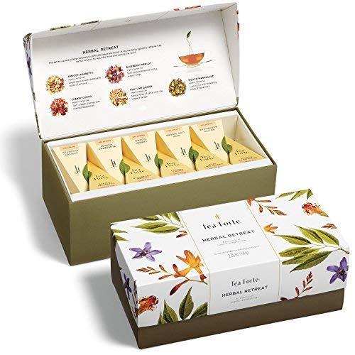 Herbal Retreat - Tea Forte Sampler Box