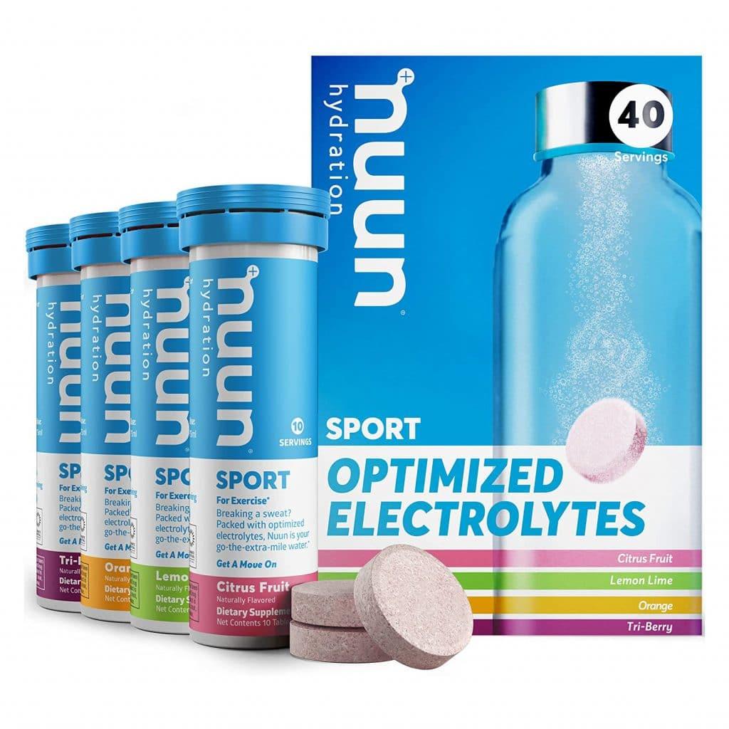 Nunn Sport Hydration Tablets