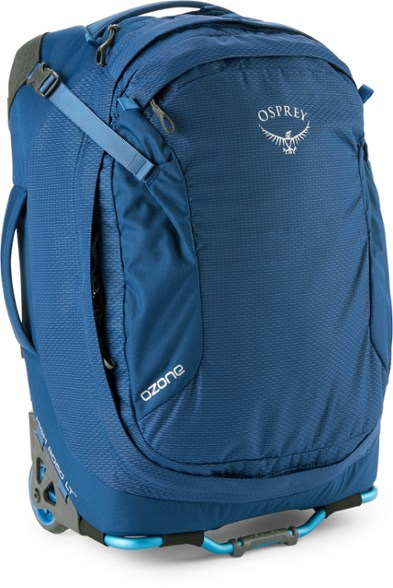 Osprey packs Ozone 42L - best carry on backpack with wheels