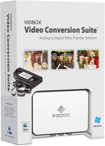 Video conversion suite vidbox