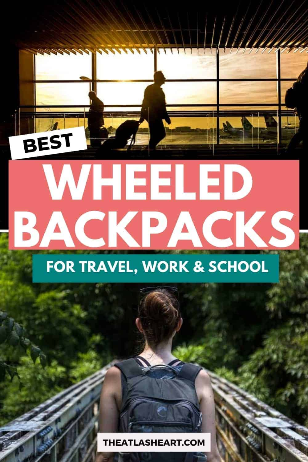 12 Best Wheeled Backpacks (Ultimate 2021 Buying Guide)