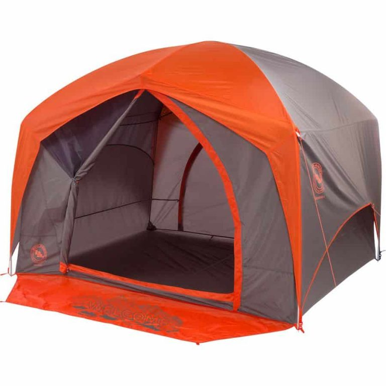 big agnes big house - tent for 6 person family