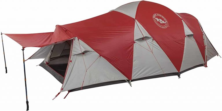 big agnes mad house - 4 season 6 person tent