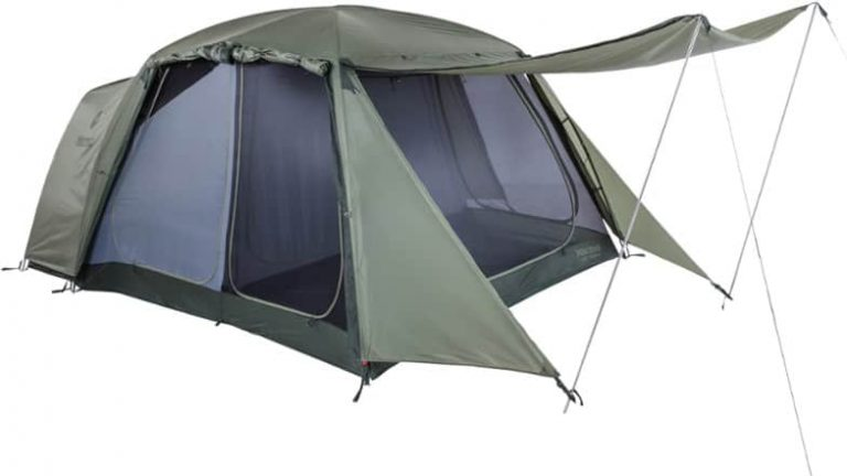 marmot guest house - 6 person tent with vestibule