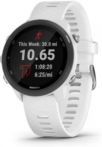 Best GPS Watch for Running and Hiking - garmin forerunner 245