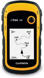 Best Handheld GPS for Geocaching and Hiking - garmin etrex 10