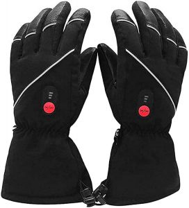 Best Overall Heated Gloves - savior heated gloves