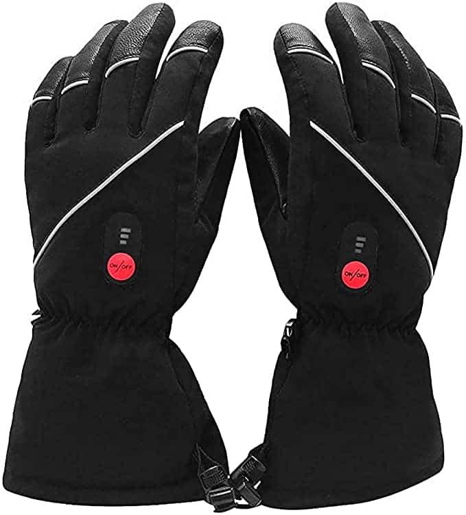 Best Overall Heated Gloves - savior heated gloves
