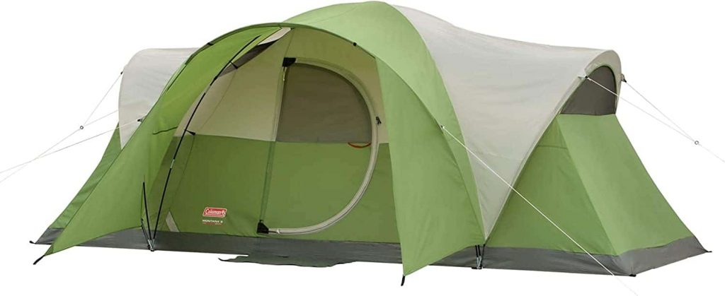 Coleman Montana best large camping tent under 200