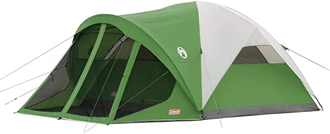 Coleman dome tent with screen room best large camping tent with screened porch