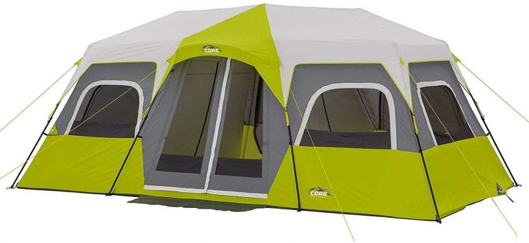 Core 12 Person Instant Cabin Tent - best 12 person camping tent