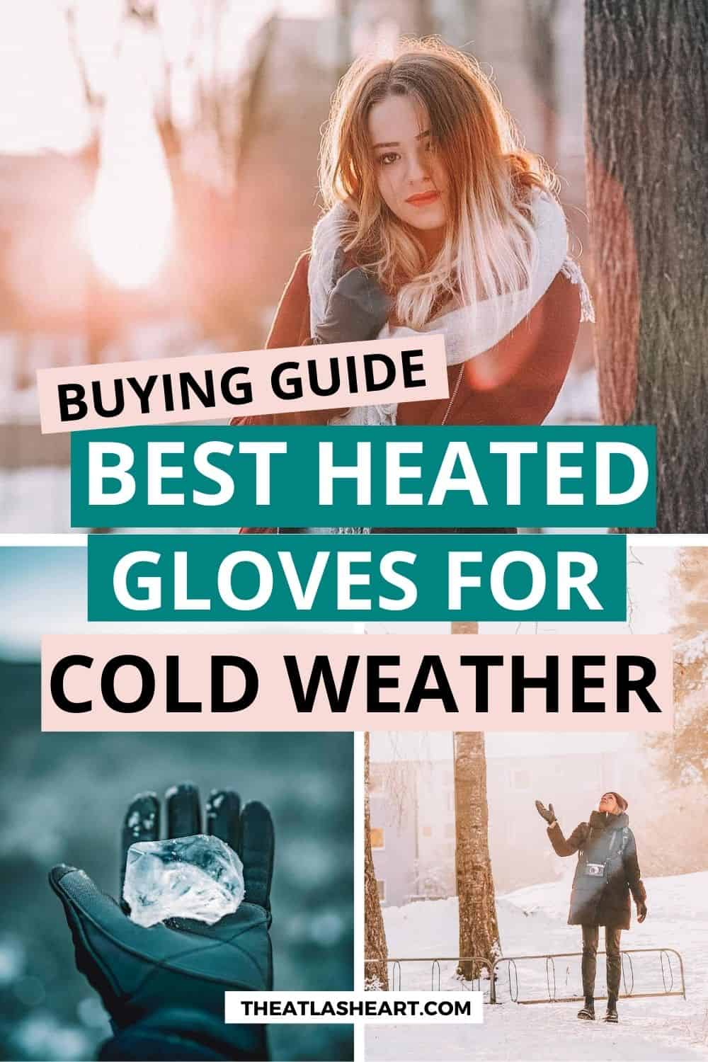 Best Heated Gloves for Cold Weather (2021 Buying Guide)
