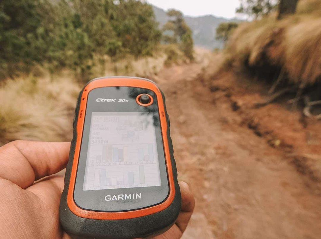 best gps tracker for hiking