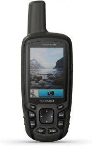 best handheld gps for hiking and backpacking - garmin gpsmap 64csx