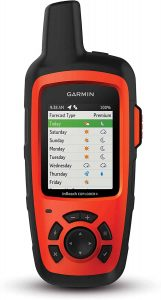 best handheld gps with satellite communication - garmin in reach explorer