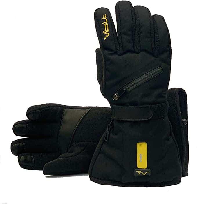 best heated work gloves - Volt Resistance Fleece Heated Gloves
