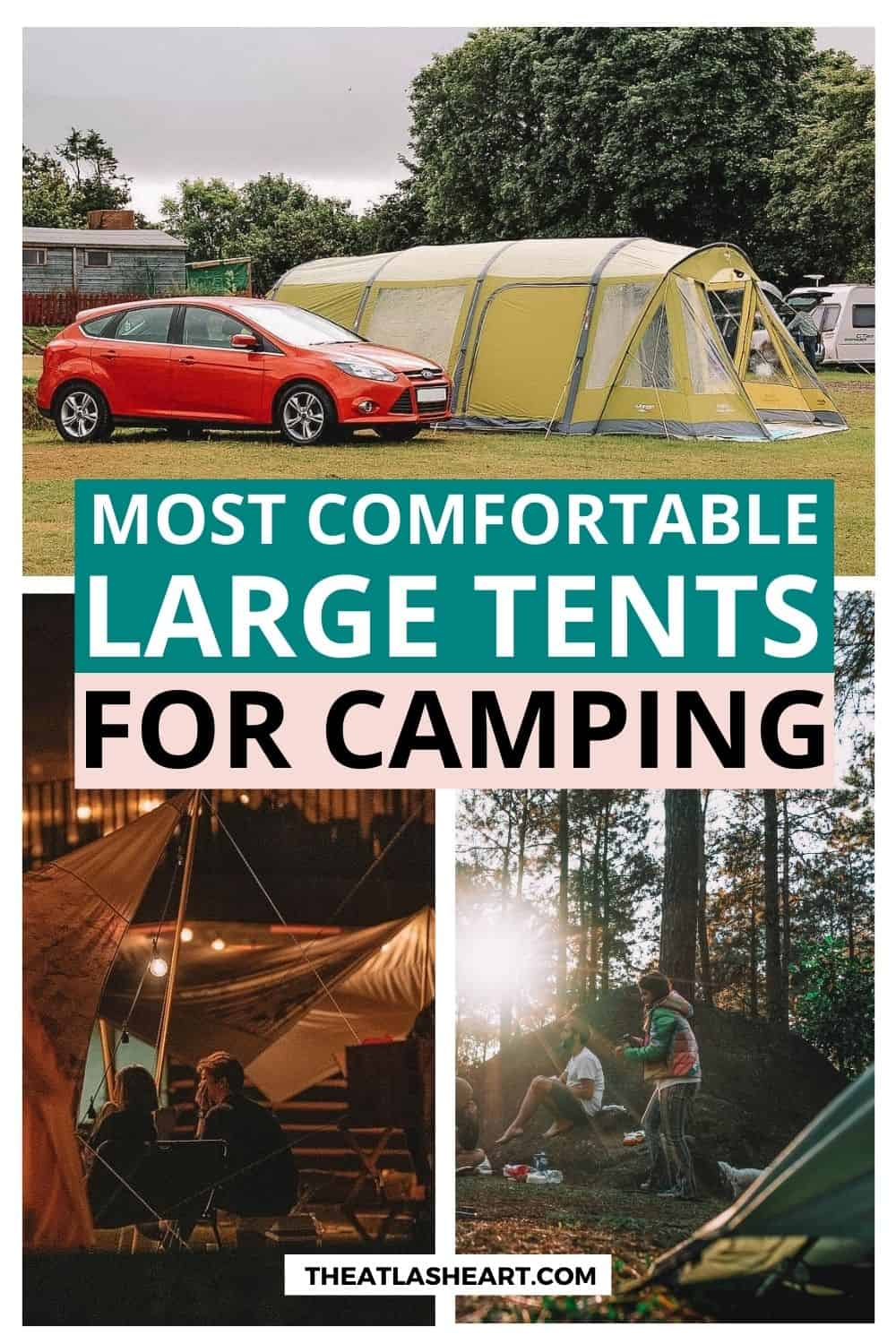 11 Best Large Camping Tents for the Whole Family (2021 Buying Guide)