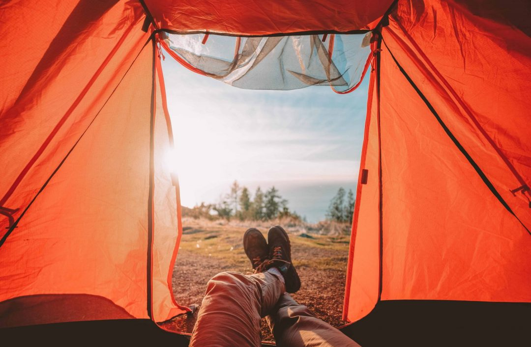 what to look for in a large camping tent