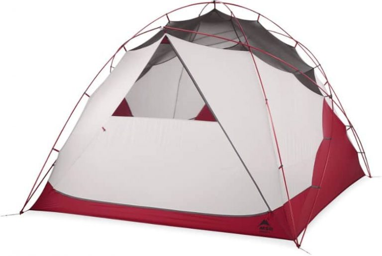 6 person backpacking tent - msr habitude