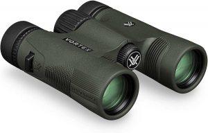 Wildlife viewing binoculars (Safari, Whale watching)- vortex diamondback