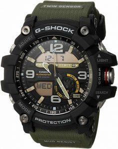 Casio G-Shock Mudmaster GG1000 - best backpacking watch
