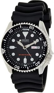 best dive watch - seiko automatic analogue