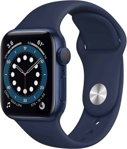 best everyday outdoor watch - apple watch series 6