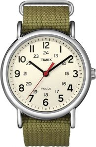 best field watch - timex unisex weekender