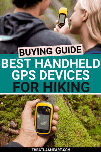 best handheld gps devices for hikers pin