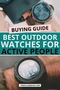 best outdoor watches
