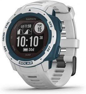 best tide watch - garmin surf solar