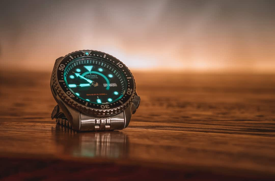 dive watch, seiko