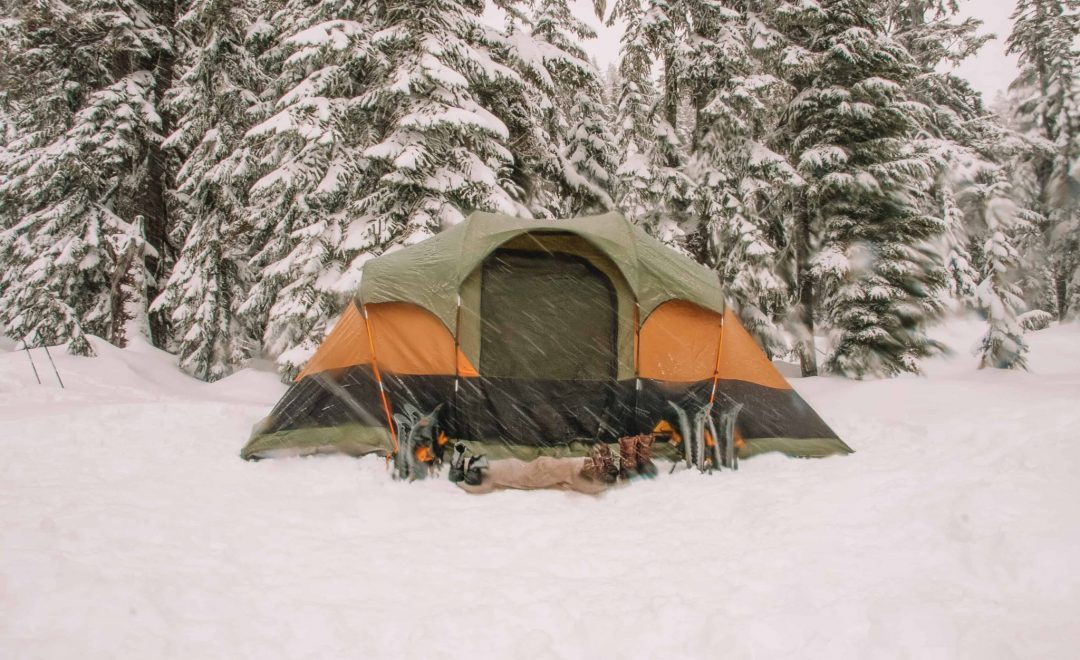 what to look for in a six person tent - weatherproofness