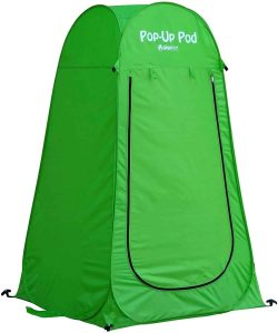 GigaTent pop up pod - privacy tent