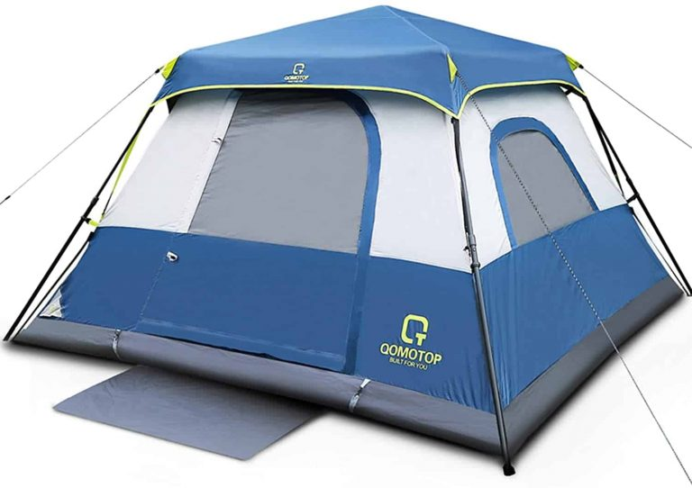 best 4 person tent - OT QOMOTOP tent