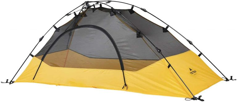 pop up backpacking tent - teton sports quick tent