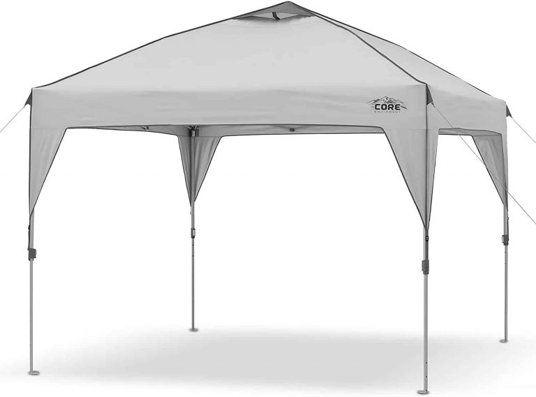 pop up canopy tent - core instant canopy tent