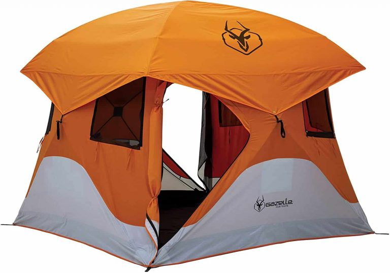 tent you can stand up in - gazelle t4