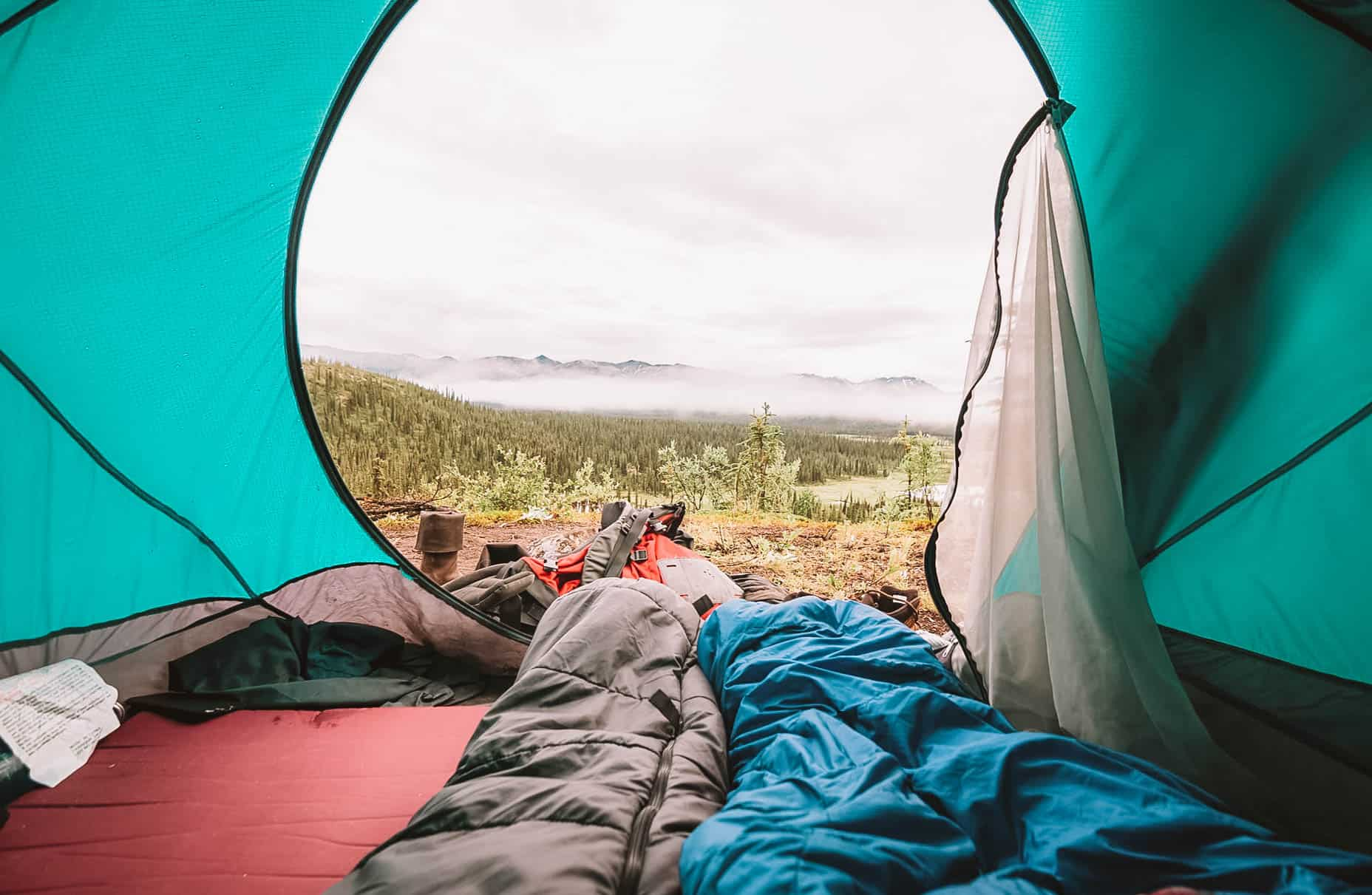 3 room camping tents