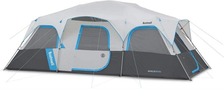 bushnell sport series tent with standing room