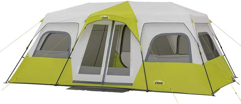 core 12 instant cabin tent best family camping tent