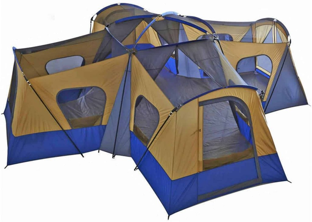 fortunershop family cabin tent tent with living room area