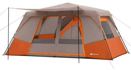 ozark trail 11 person instant cabin best cabin tent
