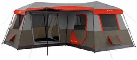ozark trail 12 person tent best instant tent