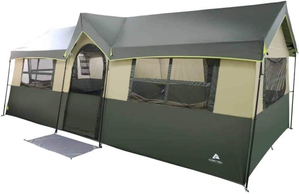 ozark trail hazel creek best luxury tent