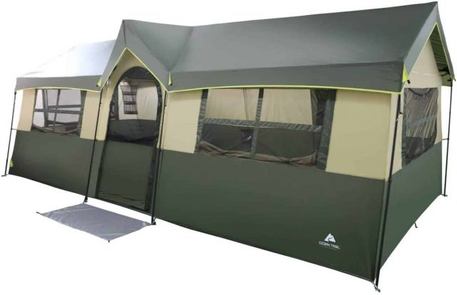 ozark trail hazel creek best luxury tent