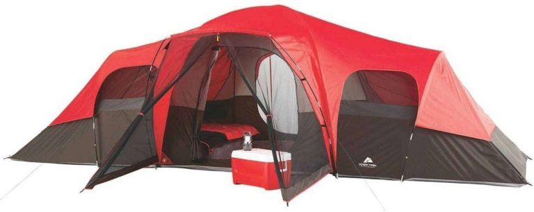 tent under $200 ozark trail family cabin tent