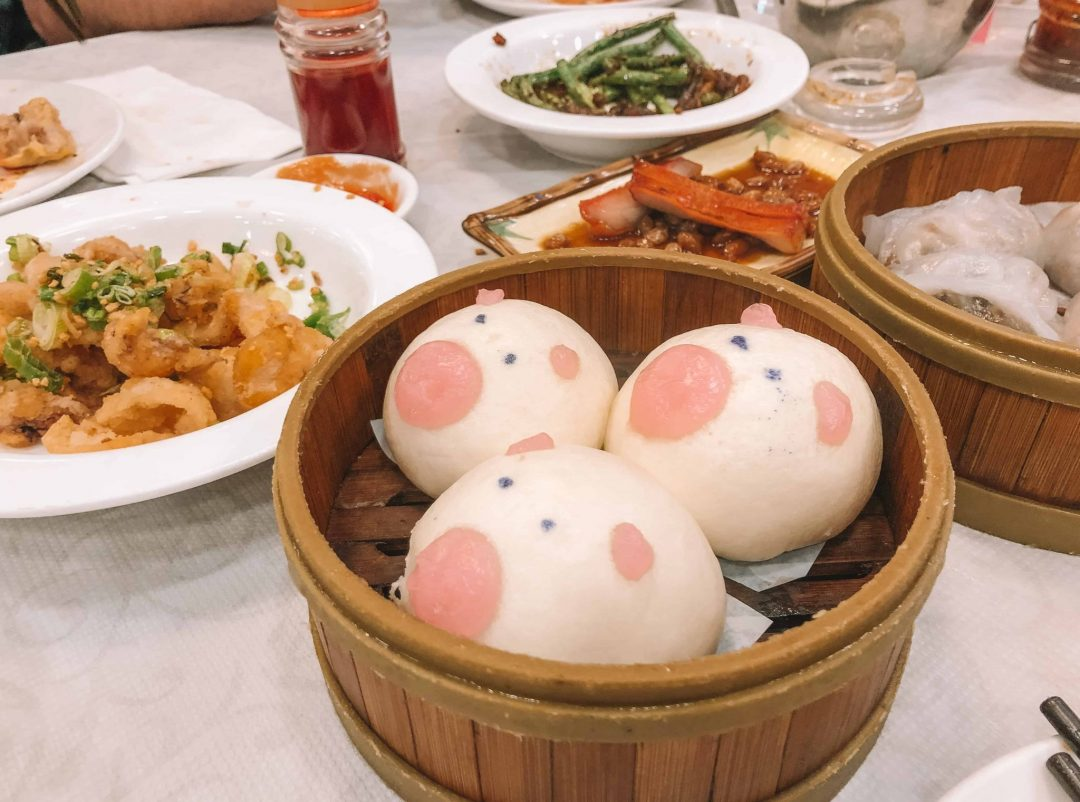 All you can eat dim sum in the Richmond - where to eat in san francisco